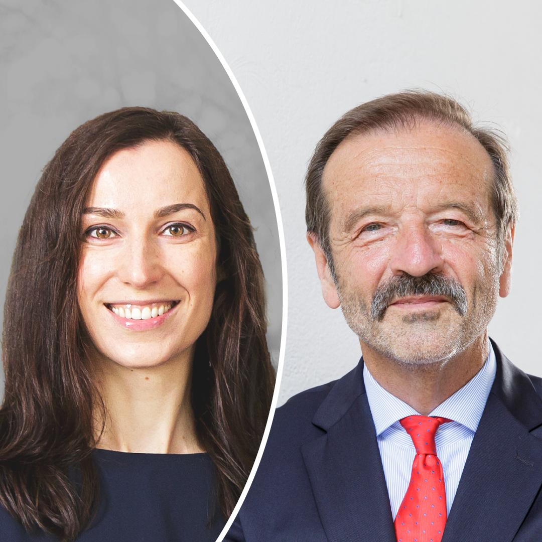 Karl-Heinz Schulz und Michaela Sadewasser im Interview