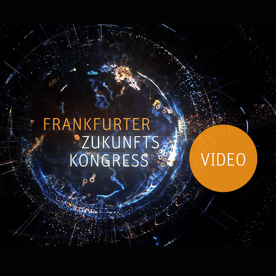 Die Intelligenz der Vielen auf dem Frankfurter Zukunftskongress